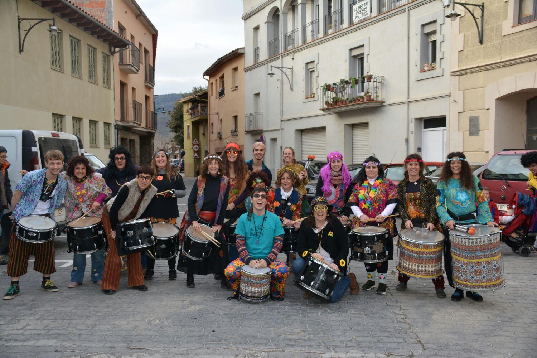 LaMASSA! Carnaval Montesquiu (18.02.18)