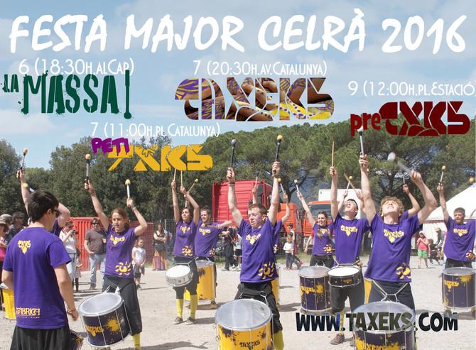 Festa Major Celrà 2016