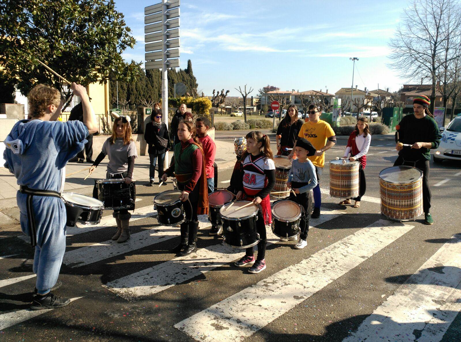 PetiTXKS al Carnaval de Celrà - (18.02.18)
