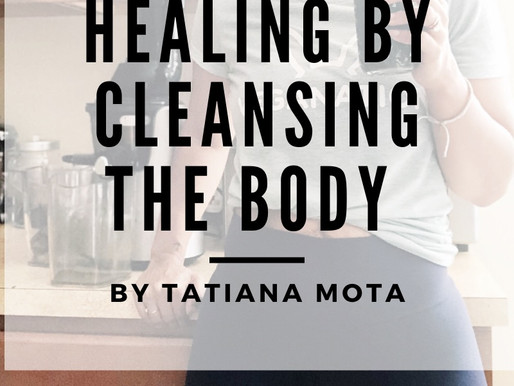 Healing By Cleansing The Body