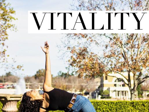 10 Tips for Vitality