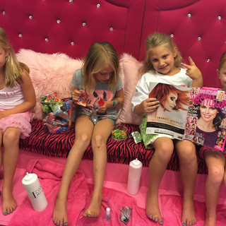 Girls BFF Kids Spa Birthday Parties, Clifton Park, NY