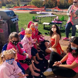 Mobile Kid Spa Parties