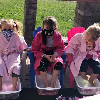 Sprinkles Mobile Kids Spa Parties