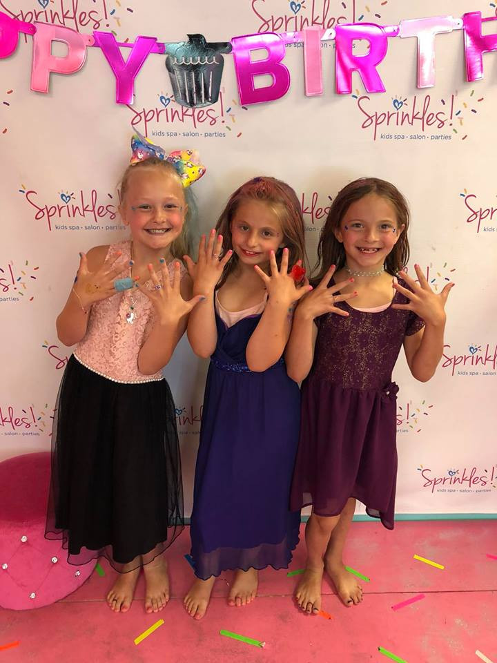 1 Fun Kids Spa, Salon and Parties- Sprinkles Kids Spa / Albany, NY