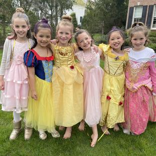 Princess Spa Party