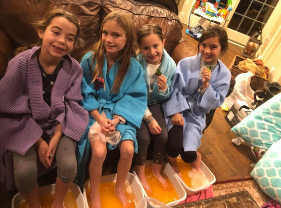 Kid Spa Mobile Parties