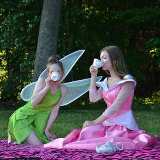 Tea Party With Princess