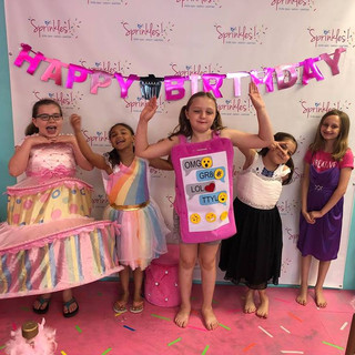 Make-Over Parties for Kids