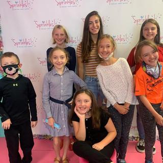 Spa Parties at Sprinkles Kids!