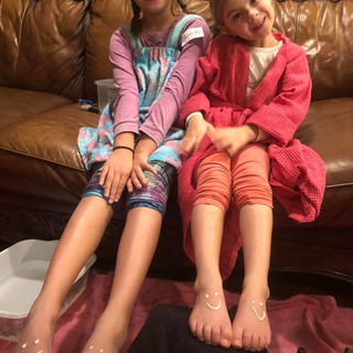 Kid Spa and Dress-Up Parties
