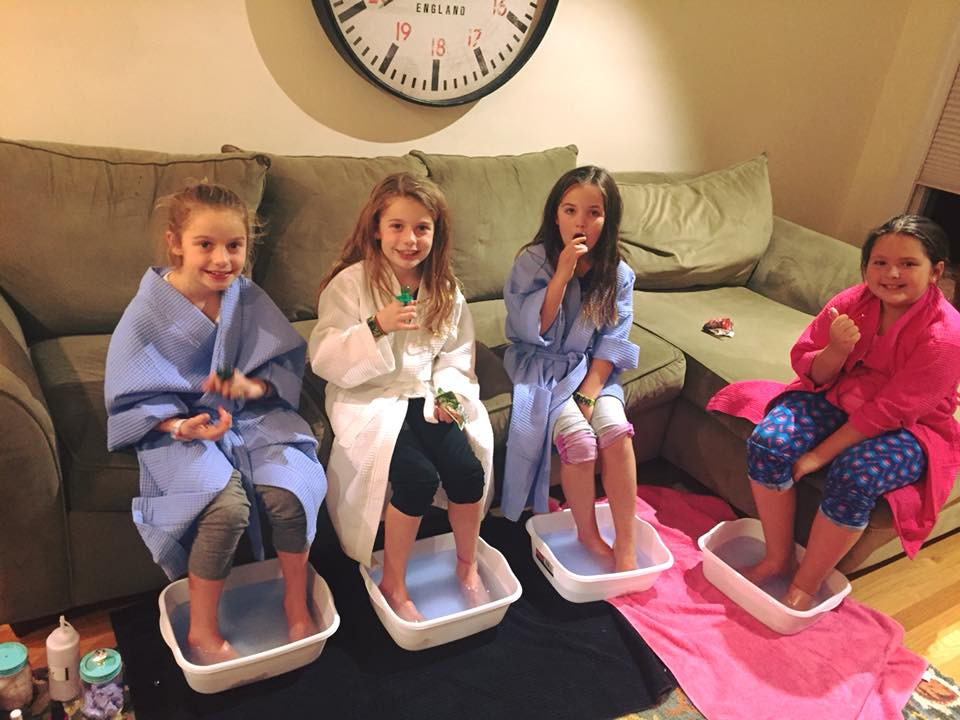 Pedicures for Kids
