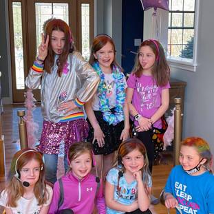 Spa Kid Parties