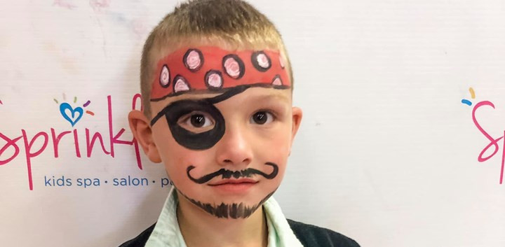 Pirate Special Event at Sprinkles Kids!