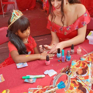 Invite a Princess to Your Celebration!