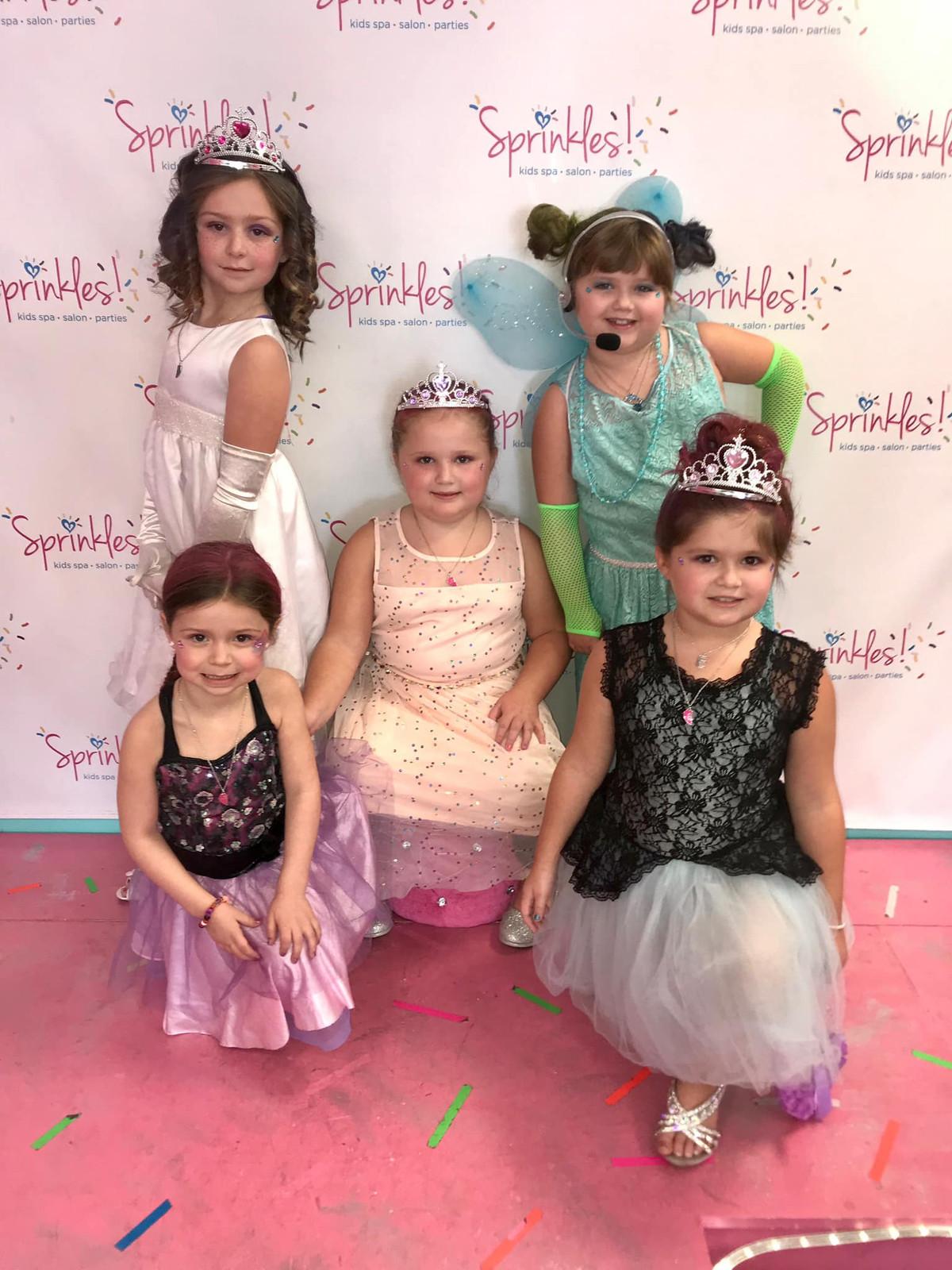 20a130481 1 Fun Kids Spa, Salon and Parties- Sprinkles Kids Spa / Albany, NY
