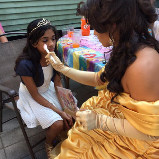 Hire a Princess Character for Your Party