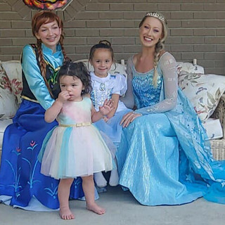 Princess Appearances and Celebrations