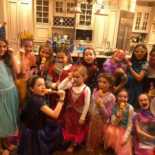 Mobile Kid Spa - Makeover Dress-Up Parties