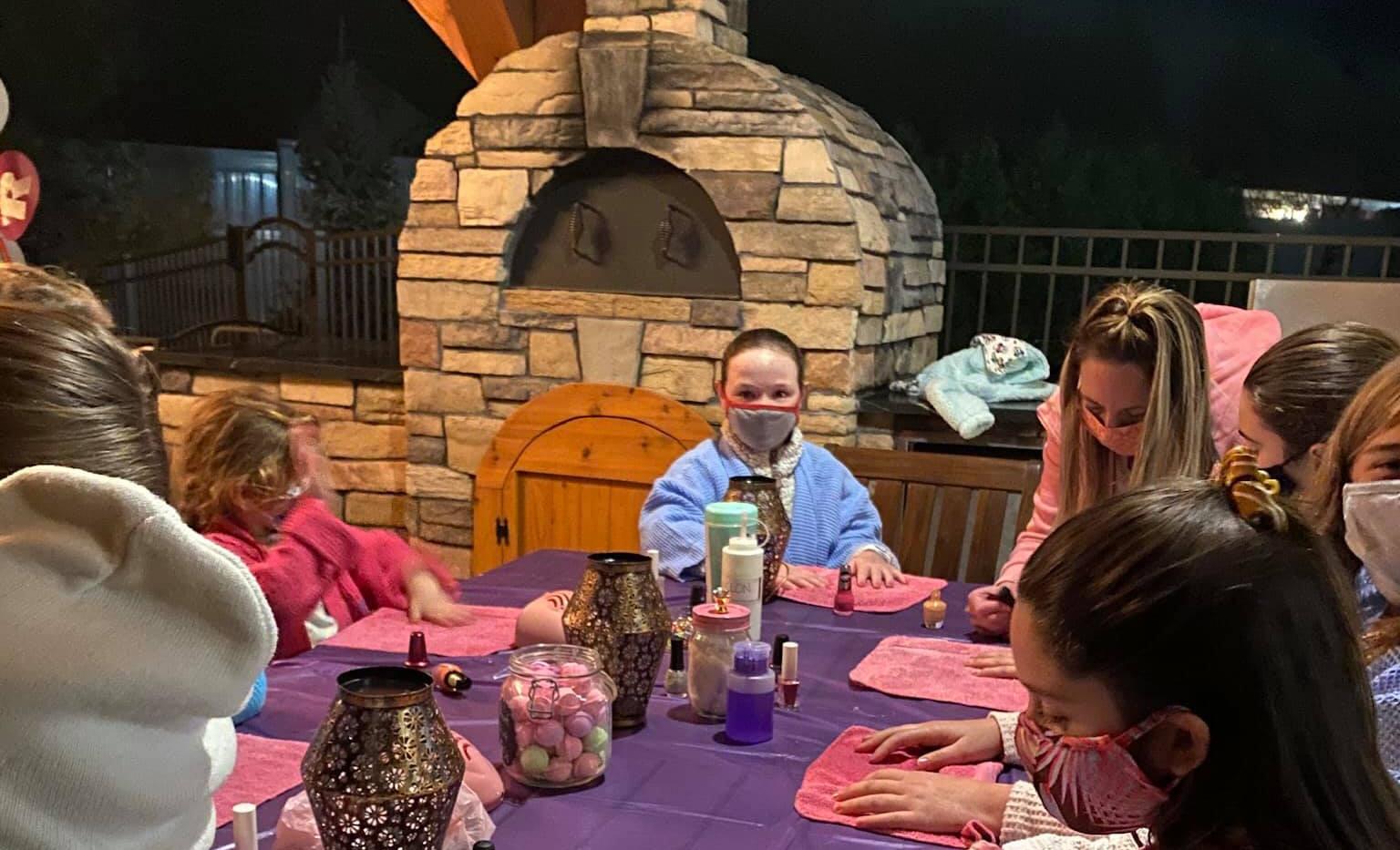 Mobile Parties by Sprinkles Kids Spa