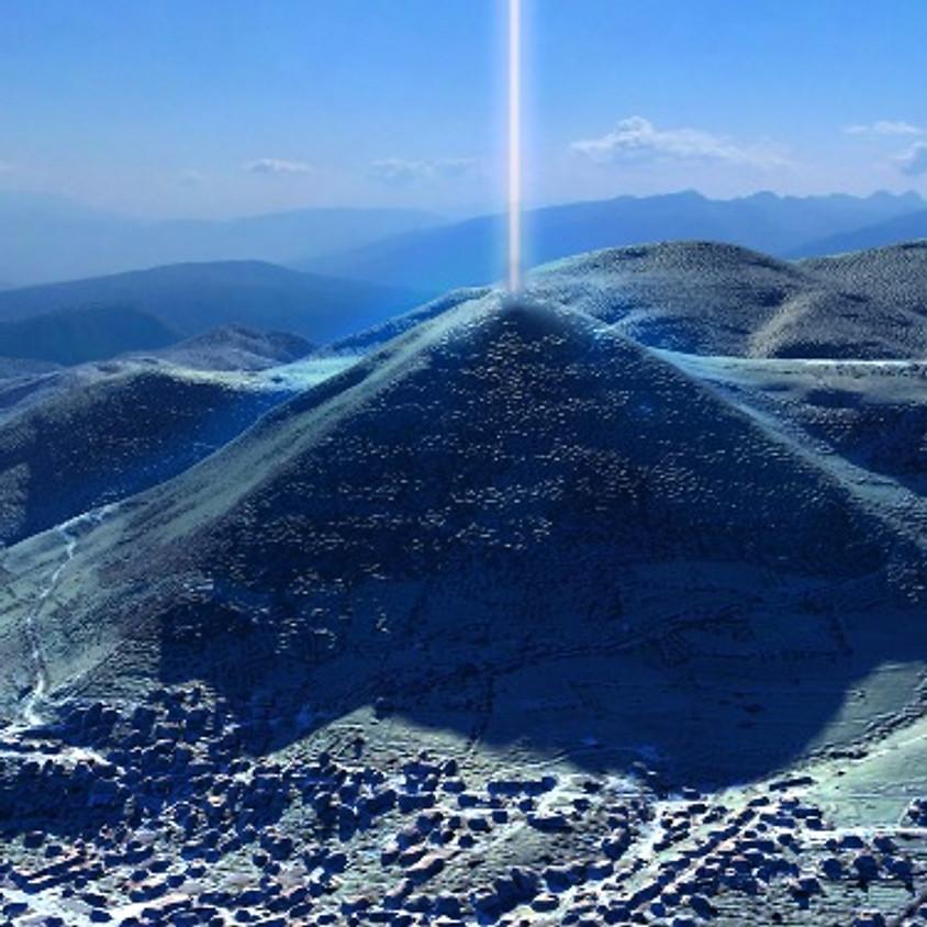 Cesta na pyramidy v Bosně - duben 2021