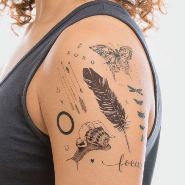 Le Salon Artisan-Tattoos oui,mais pas toujours