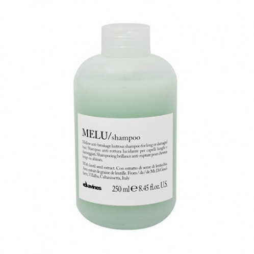 Melu Shampoo  Shampooing brillant anti-rupture