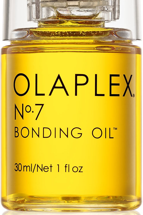 huile nourrissante cheveux pour cheveux exposés à la chaleur N°7 Bonding Oil