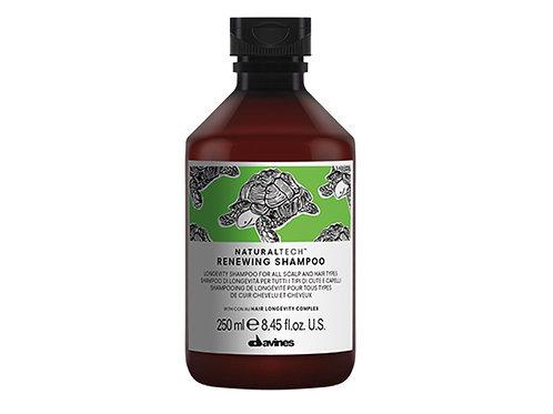Renewing Shampoo  Shampooing de longévité pour tous types de cheveux