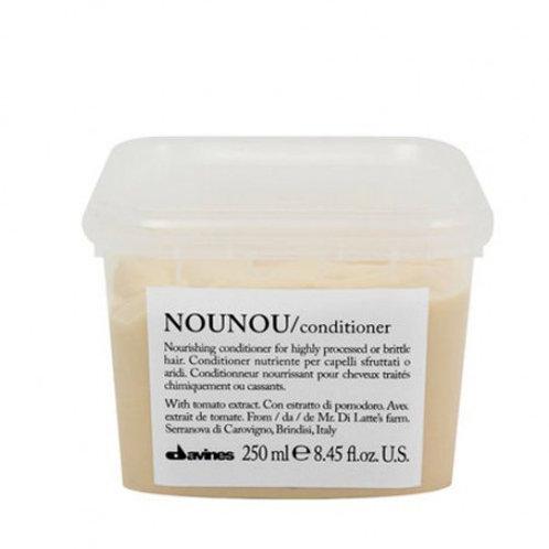 Nounou Conditioner  Conditionneur réparateur et nourrissant pour les cheveux end