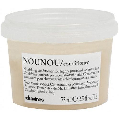Dede Conditioner  Hydratant et délicat pour tous les types de cheveux 75ml