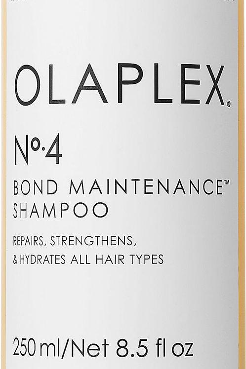 shampoing rénovateur N°4 Bond Maintenance
