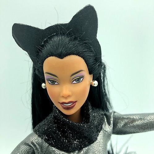 "Super Heroine  ""Cat Woman"""