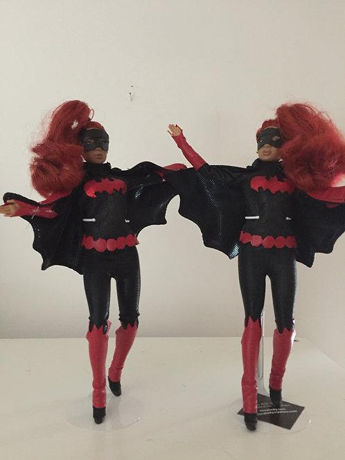 "Super Heroine  ""Bat Woman"""