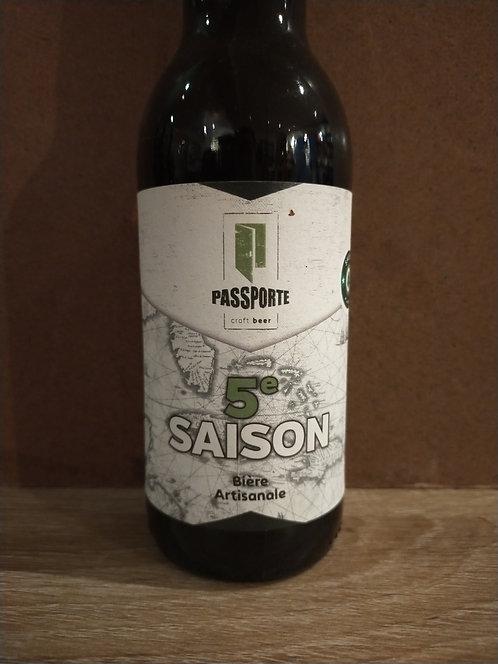 5ème Saison, Brasserie La Backporte