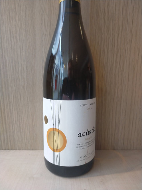 """DO Montsant """"Acústic"""", 2016, Acústic Celler"""