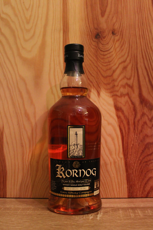 "Kornog ""En E Bezh"", Celtic Whisky Compagny"
