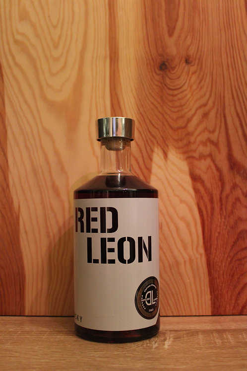 """Whisky """"Red Leon"""", Domaine Laurens"""