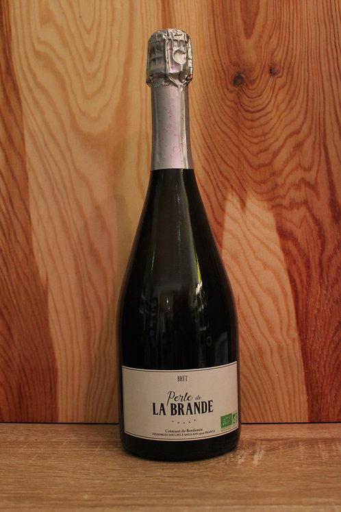 """Crémant de Bordeaux """"Les Perles de La Brande"""""""