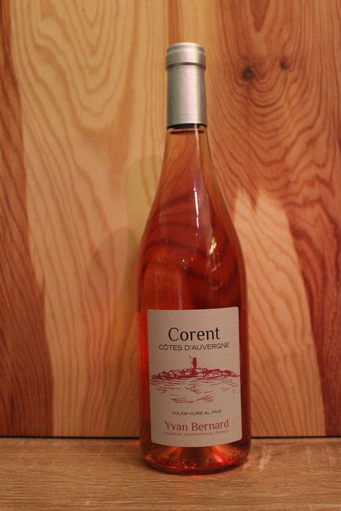 """Côtes d'Auvergne """"Corent"""", 2019, Domaine Yvan Bernard"""