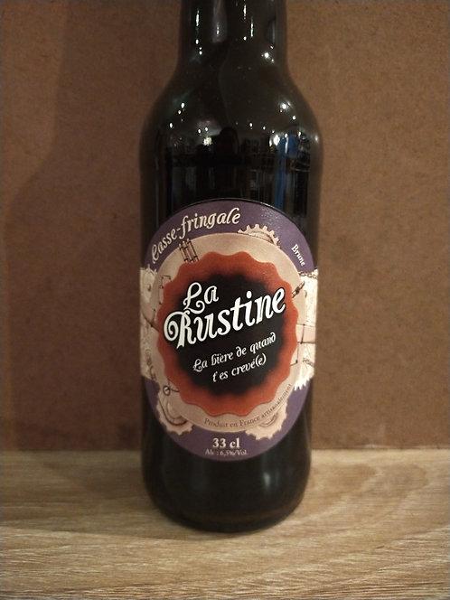 Casse Fringale, Brasserie La Rustine