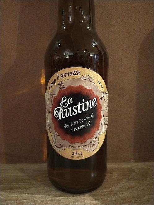 Coup d'sonnette, Brasserie La Rustine