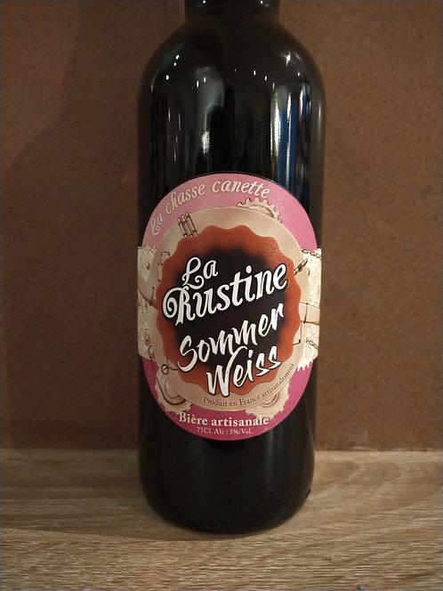 Chasse canette, Brasserie La Rustine