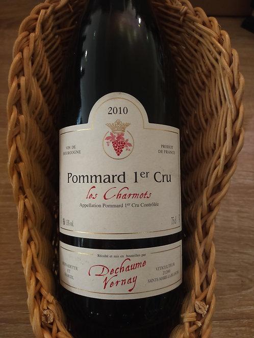 """Pommard 1er Cru """"Les Charmots"""", 2010, Domaine Dechaume Vernay"""