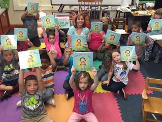 Book Sponsorship = Happy Kids