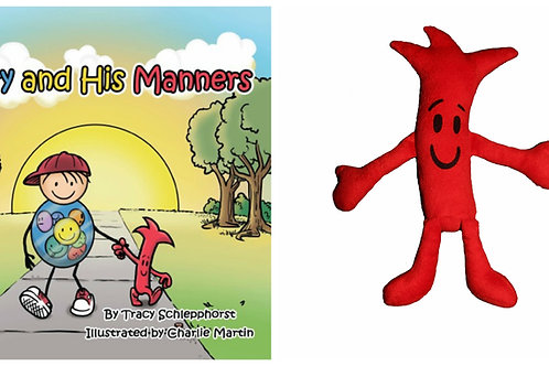 Emotion Belly Books Henry and His Manners Set
