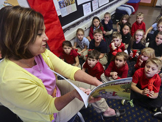 Herald Whig Article- Quincy author offers emotional understanding in children's book series
