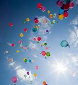 Balloons in Heaven