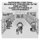 Emotion Belly Yoga