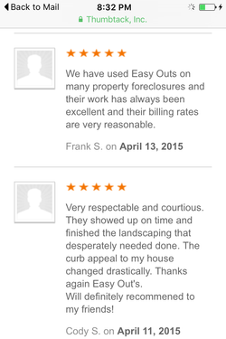 Bel Air Lawn Mowing Review